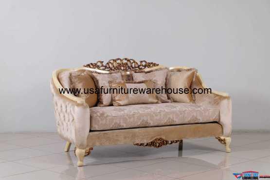 Angelica Luxury Loveseat