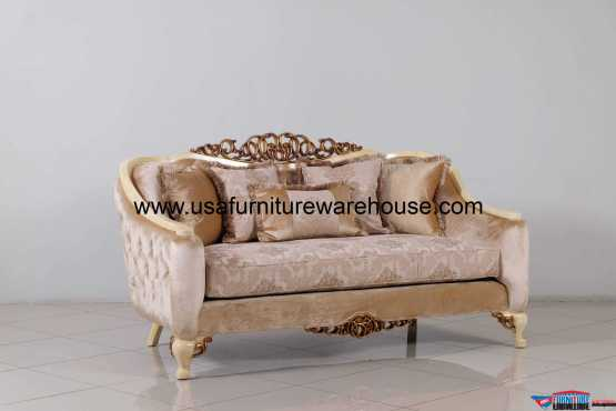 Angelica Luxury Loveseat