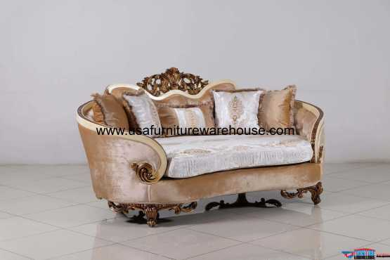 Rosabella Luxury Loveseat