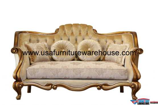 Carlotta Loveseat