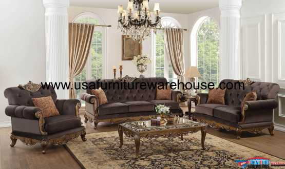 Orianne Sofa Set