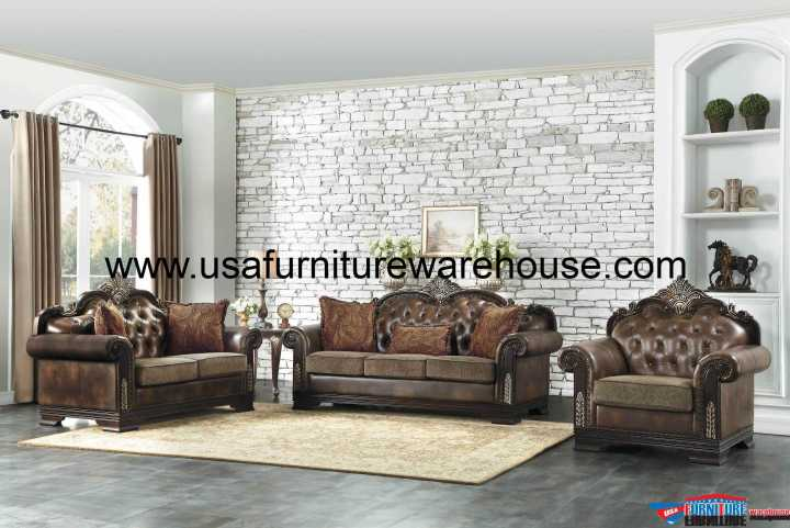 Croydon Sofa Set