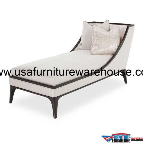 Paris Chic Armless Chaise