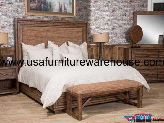 Carrollton Panel Bedroom Set