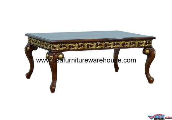 Fantasia II Coffee Table