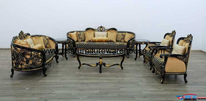 Bellagio III Sofa Set