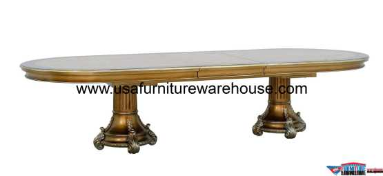 Emperador Extendable Dining Table