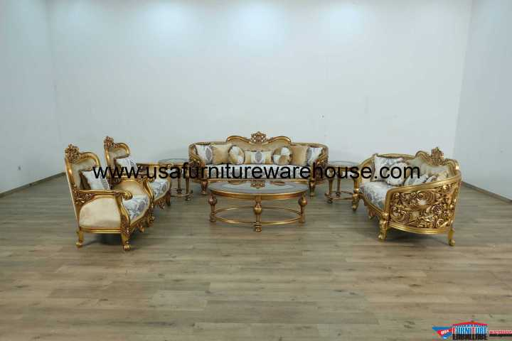 3 Piece Bellagio Sofa Set