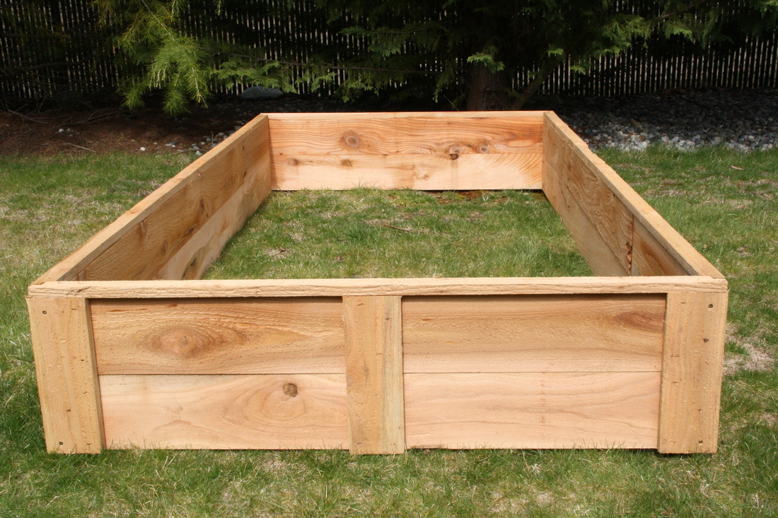 Depth Vegetable Garden Box