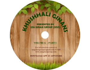 KHUSHHALI GINANS VOL 6 PART I