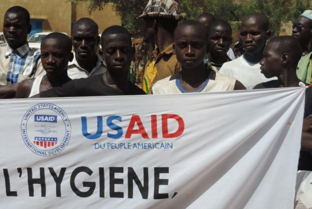 Youth in Kanikombole vow to abide by hygiene and sanitation standards