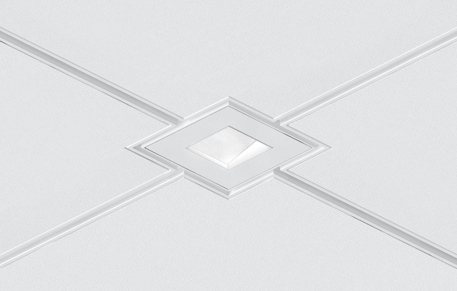 SliverLED Connect C4SSW-CT Recessed LED Wall Washers