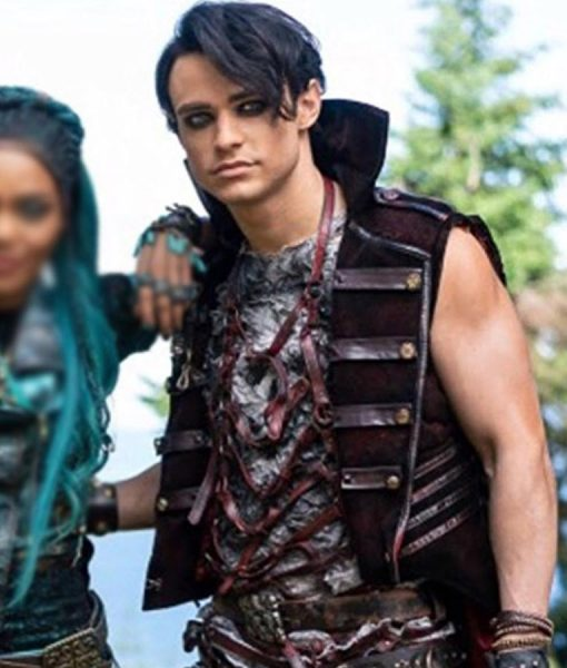 Thomas Doherty Descendant 3 Harry Hook Vest