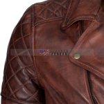 Brando Vintage Motorcycle Jacket