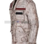 The Force Awakens Star Wars Finn Leather Jacket Hot Sale Summer Discounted Sale Free Shipping Mens Leather Jackets
