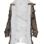 Tom Hardy the Dark Knight Rises Real Leather Bane Coat