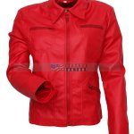 Once of Upon a Time Emma Swan Leather Jacket
