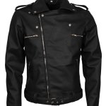 Negan Brando Leather Jacket For Mens Sale