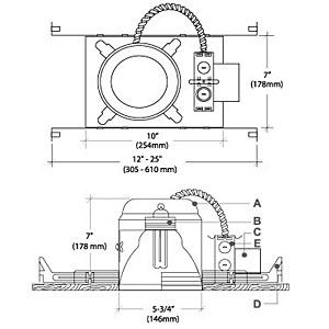 Electronic 277v Led Transformer 110V Transformer Wiring