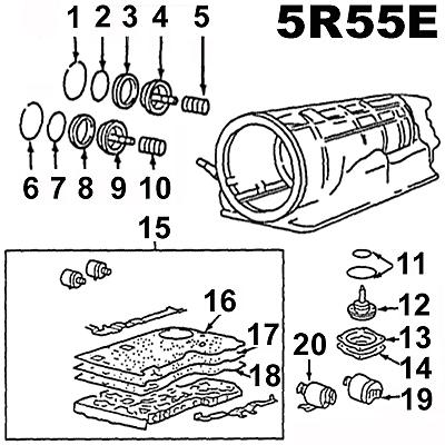 4r55e Wiring Diagram, 4r55e, Free Engine Image For User