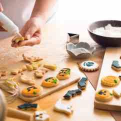 Walmart Kitchen Aid Mixer Cabinet Patterns Halloween Sugar Cookies With American Made Baking Supplies ...