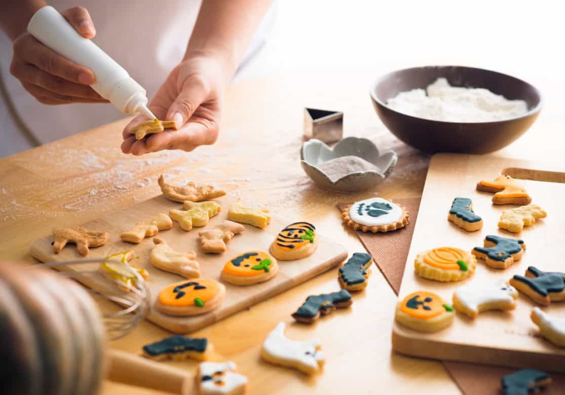 walmart kitchen aid mixer stainless steel appliance set halloween sugar cookies with american made baking supplies ...