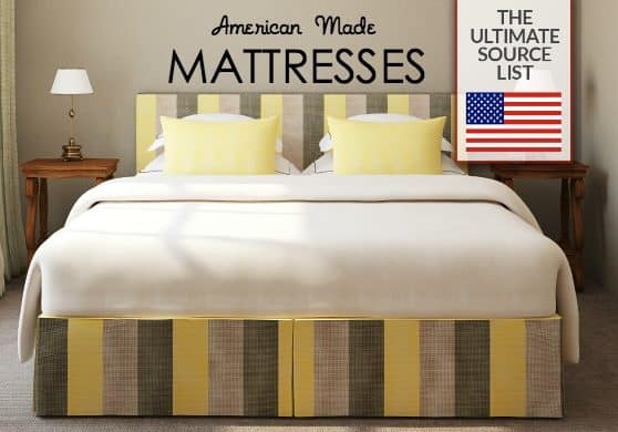 American Made Mattresses Find Best Mattress In Usa