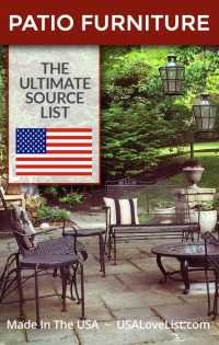 Outdoor Furniture Made In Usa | Outdoor Goods