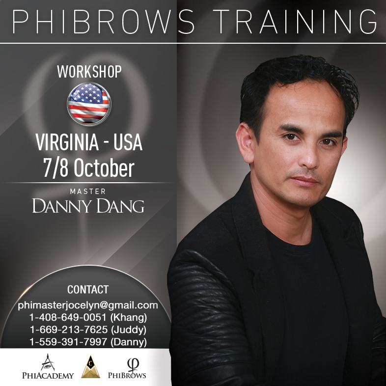 PhiBrows Microblading/ FALLS CHURCH, VA - USA PhiAcademy