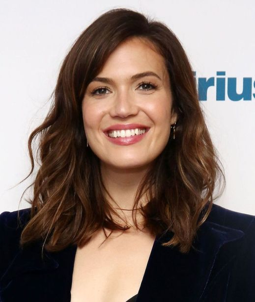 Mandy Moore Weight