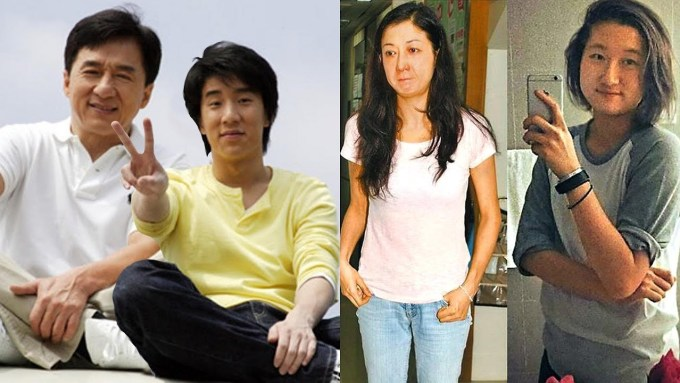 Jackie Chan Family