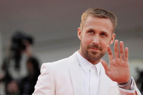 Ryan Gosling Family