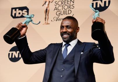 Idris Elba Height