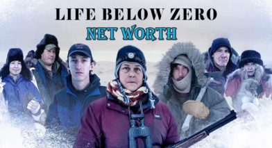 Life Below Zero Net Worth