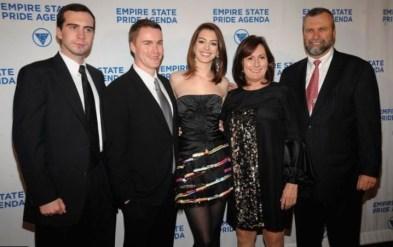 Anne Hathaway Siblings
