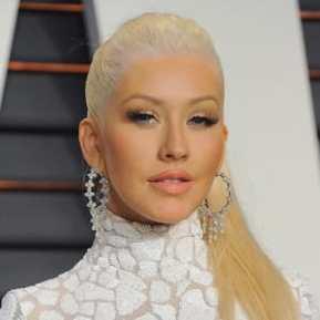 Christina-Aguilera-Family