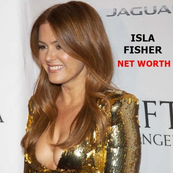 Isla Fisher Net Worth 2019, Early Life, Body, and Career