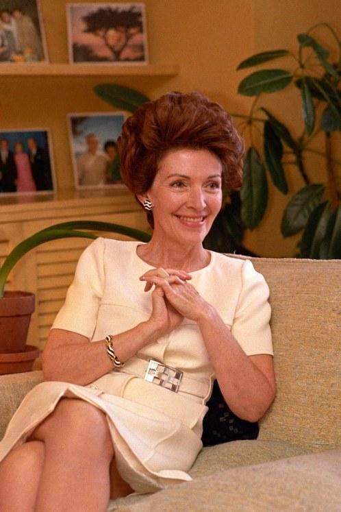 Nancy Reagan Height