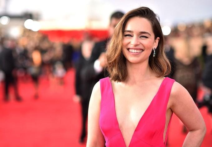 Emilia Clarke Net Worth 2020