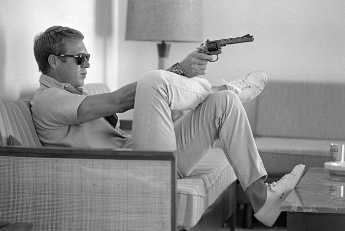Steve McQueen Net Worth