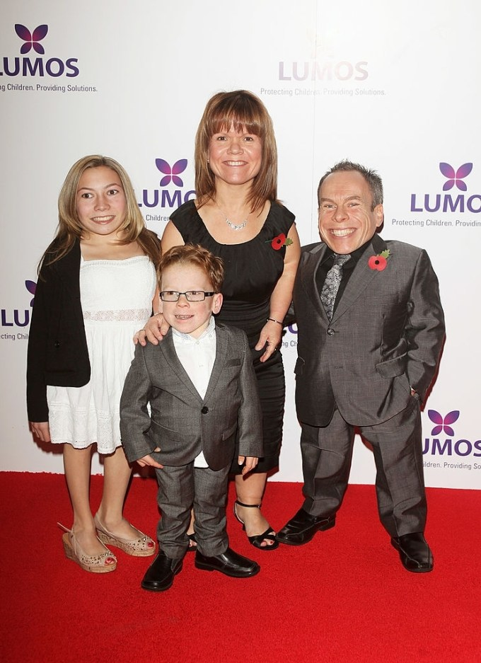 Warwick Davis Net Worth