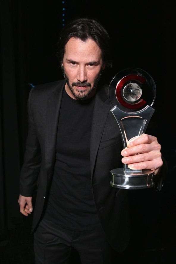 Keanu Reeves Net Worth 2020