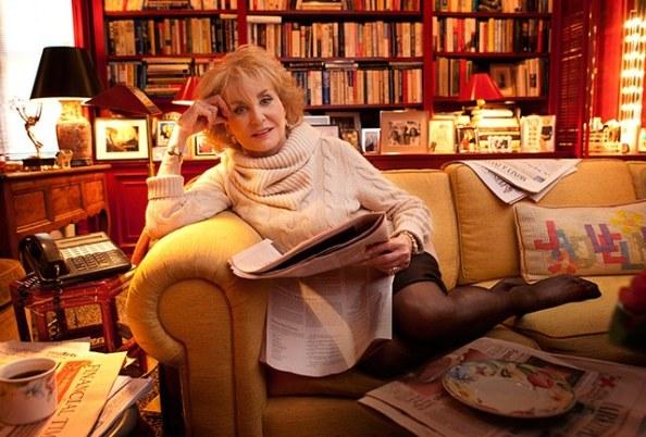 Barbara Walters Net Worth 2019