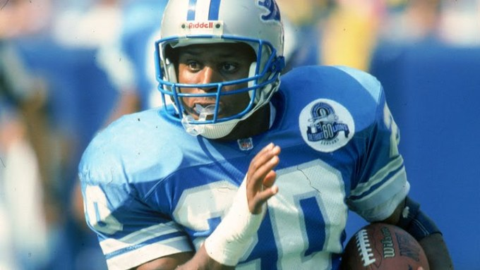 Barry Sanders Net Worth 2020, Biography, Awards and Instagram