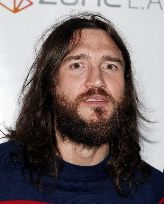 John Frusciante Net Worth
