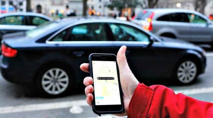 Uber Net Worth