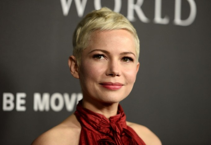 Michelle Williams Measurement