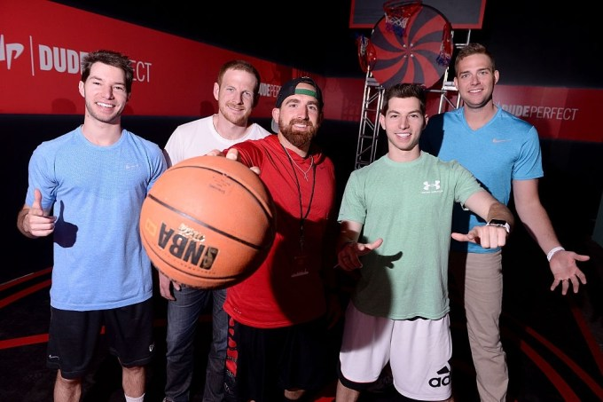 Dude Perfect Net Worth 2020