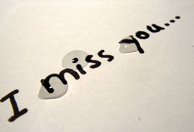 85 Missing You Quotes.