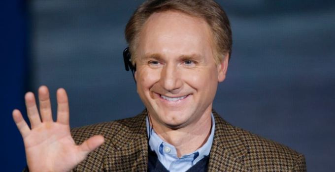 Dan Brown Net Worth 2020, Biography, Education and Career.
